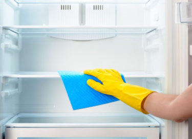 nettoyage frigo chambre